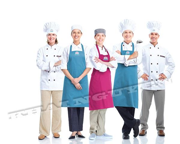 Thiết kế đồng phục nhân viên nhà hàng