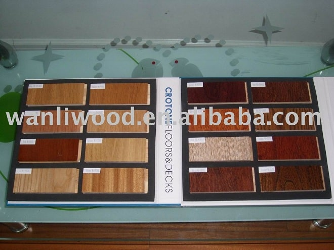 Bộ catalogue ván gỗ