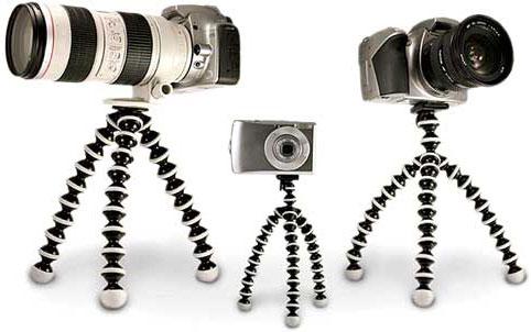Chân máy ảnh, giúp điều chỉnh tiêu cự khi chụp hình sản phẩm