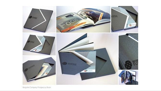 Quy cách in photobook kỷ yếu doanh nghiệp