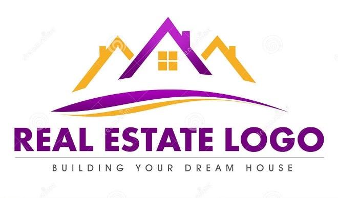 Logo phong thủy ngành xây dựng bất động sản