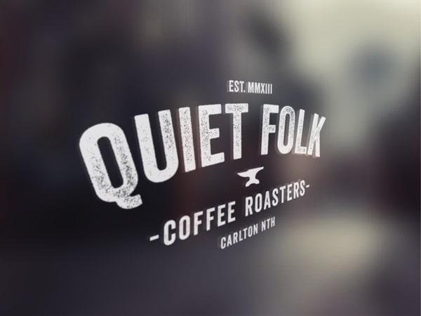 Mẫu thiết kế logo cafe của Andy Clark