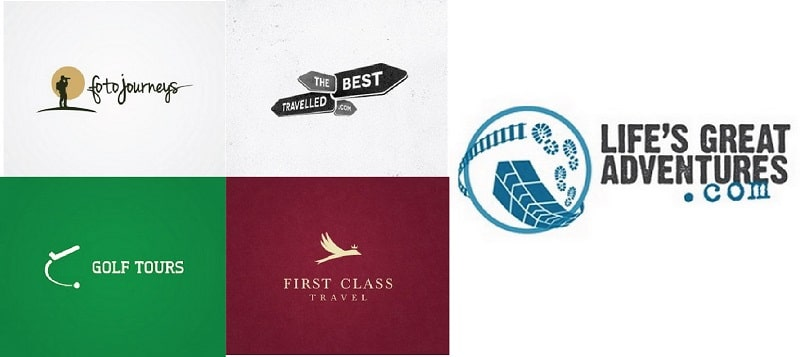 Những thiết kế logo du lịch ấn tượng