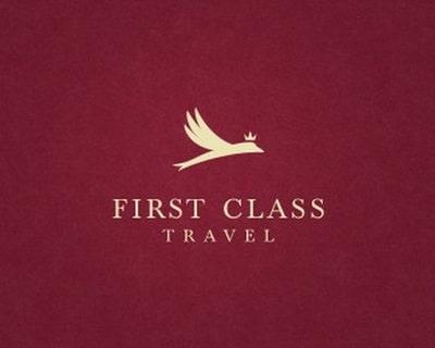 Mẫu thiết kế logo du lịch của công ty First Class