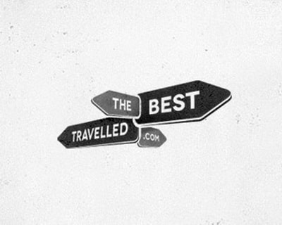 Logo công ty du lịch The Best Travelled