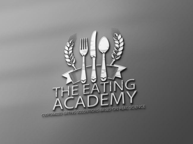 Mẫu logo Kim Bạch Kim cho lĩnh vực nhà hàng