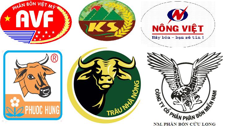 Mẫu logo doanh nghiệp phân bón tại Việt Nam