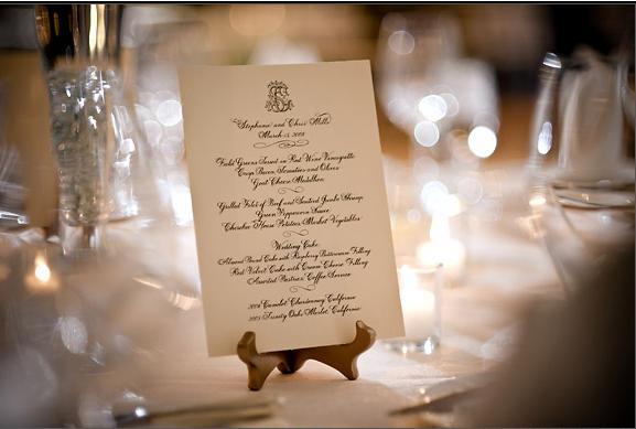 Thiết kế menu nhà hàng theo cách khoa học
