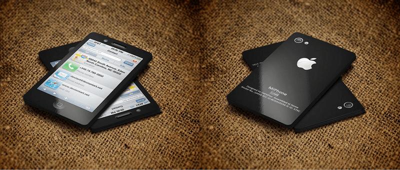 làm card visit doanh nhân style hiện đại