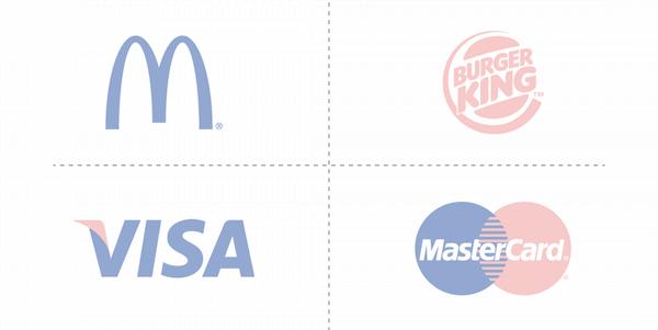 Màu sắc thiết kế logo năm 2016