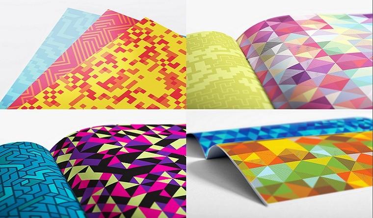 Phong cách thiết kế geometry