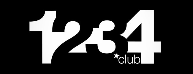 Mẫu thiết kế logo negative space