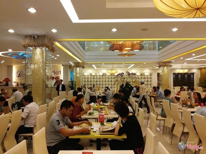 Nhà hàng chay Hoa Đăng