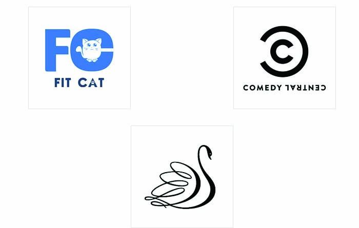 Thiết kế logo chữ sáng tạo thành biểu tượng