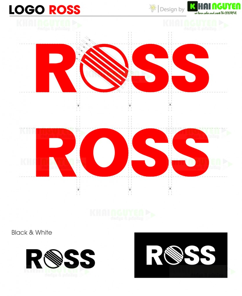Logo công ty Ross