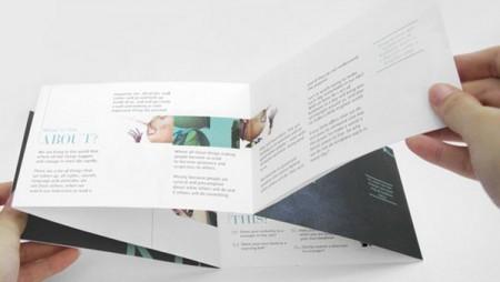 In brochure đặc biệt – cách quảng cáo siêu lợi hại