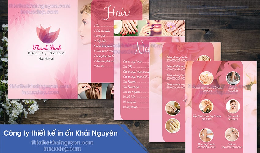 Thanh Bình Beaty Salon - Hair & Nails