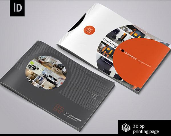 Mẫu thiết kế cataloge đẹp với sự sáng tạo độc đáo