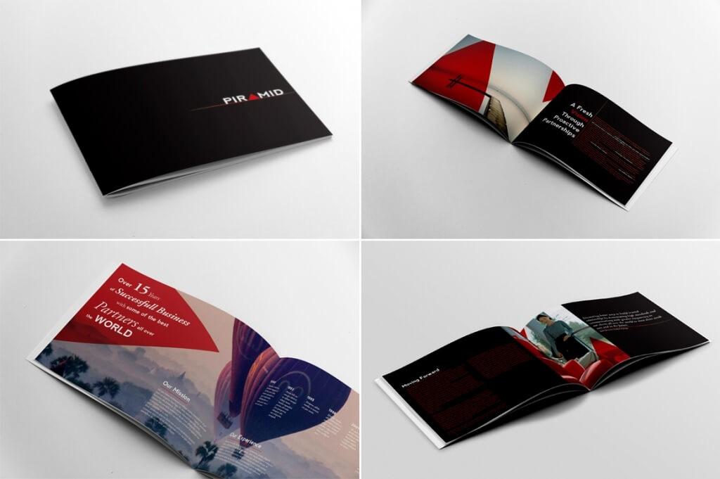 Thiết kế catalogue du lịch ấn tượng