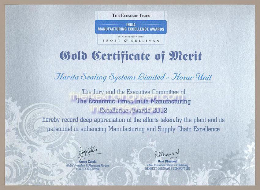 In giấy chứng nhận giấy mỹ thuật cao cấp