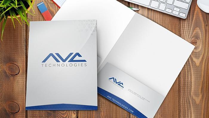 In folder giá rẻ - thiết kế folder đẹp