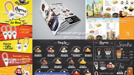 Tổng hợp các dạng menu kem bingsu đến từ Hàn Quốc