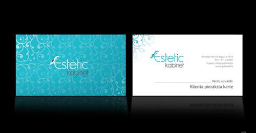 Mẫu in card visit ép kim - card visit cho công ty