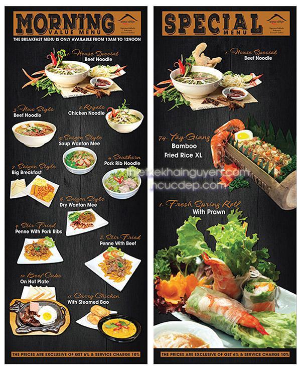 Thiết kế poster nhà hàng Royale