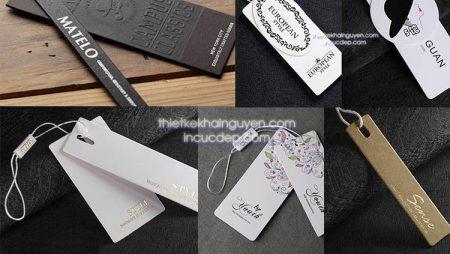 12 mẫu thẻ treo đẹp – mẫu tag treo cao cấp