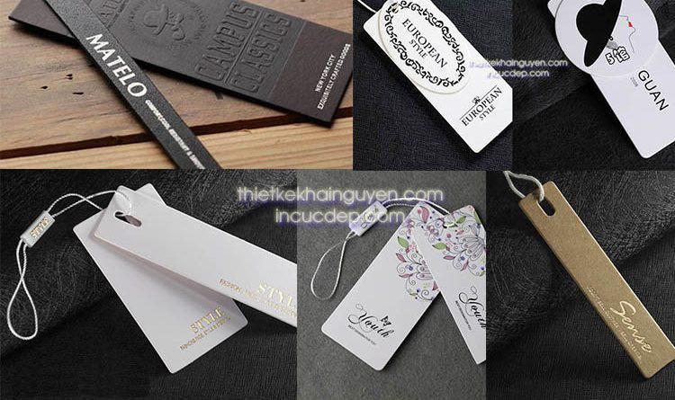 12 mẫu thẻ treo đẹp - mẫu thẻ treo cao cấp
