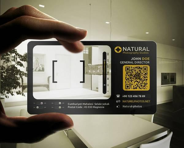 Sử dụng tích hợp công nghệ QR-code vào card nhựa trong
