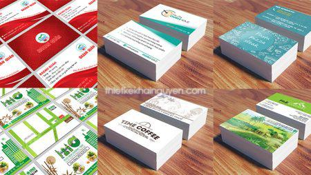 Tư vấn in card visit nhà hàng – thiết kế name card nhà hàng