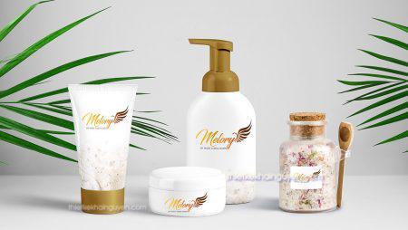 Thiết kế logo Spa đẹp và đẳng cấp: Beauty Spa – Nails Spa