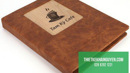 Giới thiệu loại menu gỗ mới: Menu gỗ dạng cửa sổ