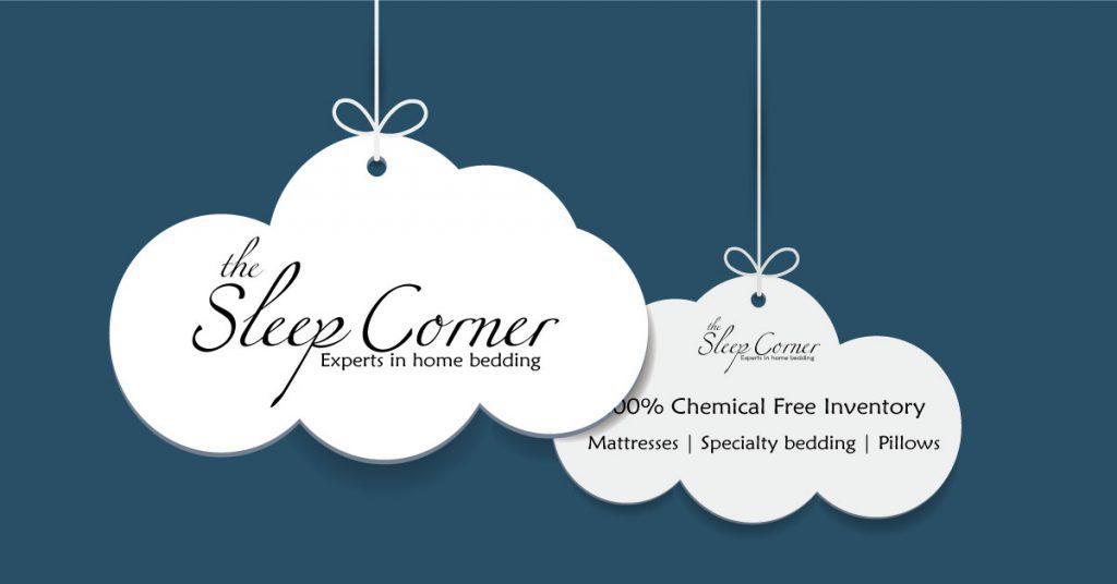 Tag treo hình mây - Sleep Corner