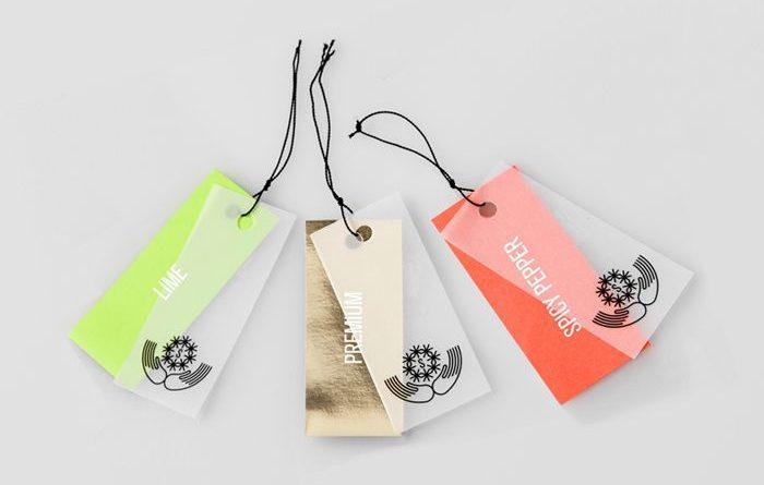 Giới thiệu dạng tag treo đôi đặc biệt