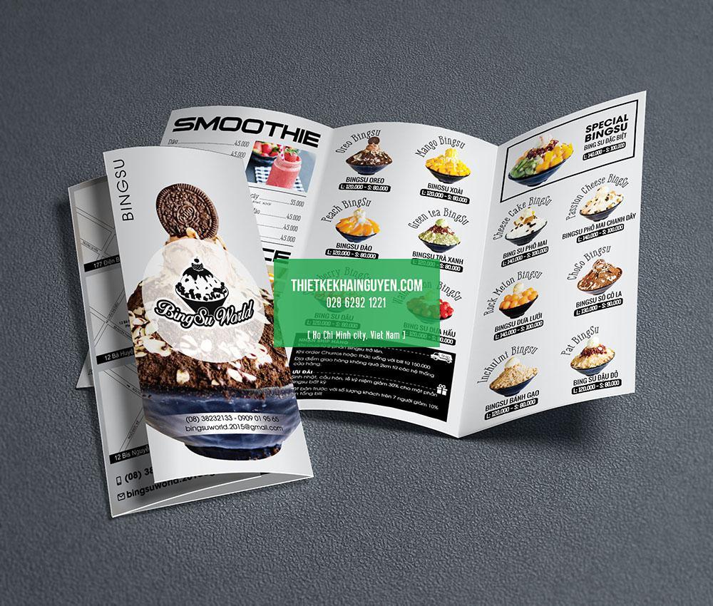 File thiết kế đạt chuẩn in brochure chất lượng cao