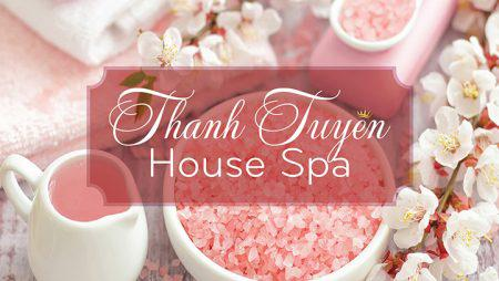 Bộ thiết kế in ấn Spa – Thanh Tuyền House Spa
