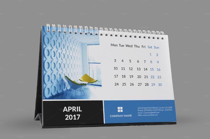 In lịch bàn - làm lịch bàn công ty