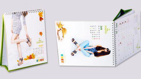 In lịch bàn – làm lịch bàn món quà đầy ý nghĩa