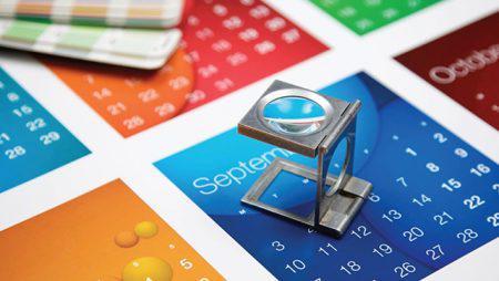 Mẫu thiết kế lịch để bàn đẹp – lịch để bàn cho cá nhân 2018
