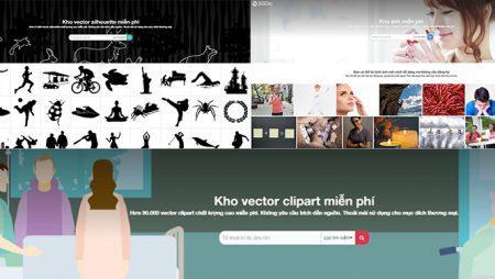 Tải vector miễn phí, stock ảnh miễn phí từ 3 website hàng đầu Nhật
