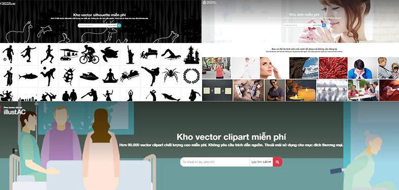 giới thiệu website tải vector miễn phí