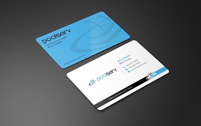 Thiết kế card công ty đẹp & chuyên nghiệp