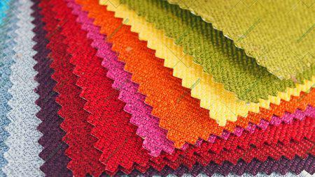 Full bộ mẫu vải linen đầy đủ màu sắc chuyên làm menu vải.
