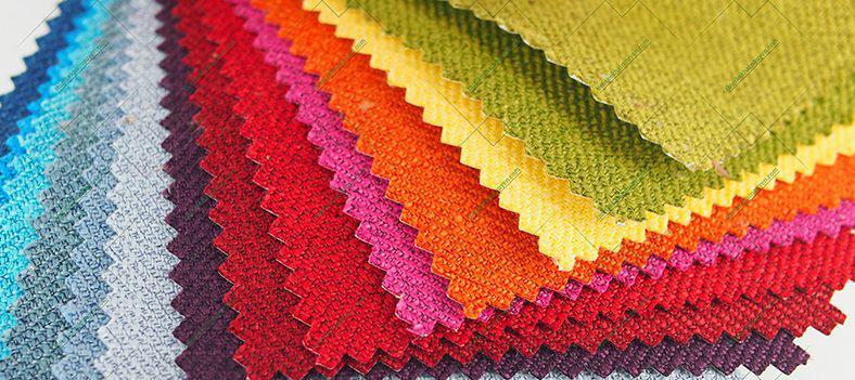 Hơn 1000 màu sắc vải dùng làm menu khác nhau