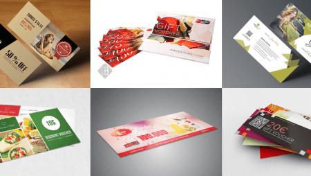 In gift card, in voucher lấy gấp tại tphcm