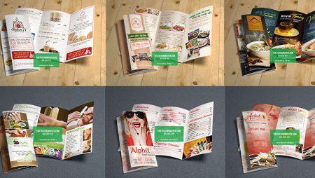 8 mẹo thiết kế brochure đẹp hiệu quả và nhanh chóng