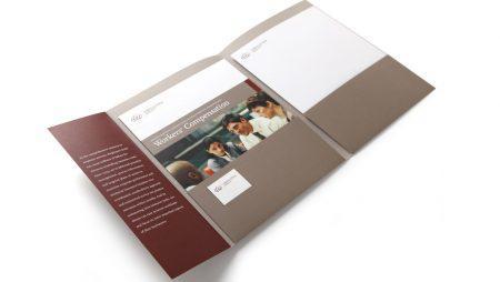Thiết kế kẹp file, kẹp tài liệu, bìa folder đựng tài liệu đúng chuẩn