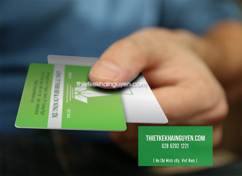 Báo giá in thẻ nhựa - card nhựa cao cấp